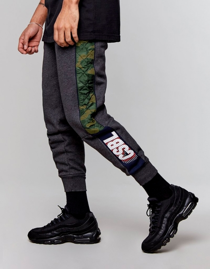 CSBL Blocked Sweatpants