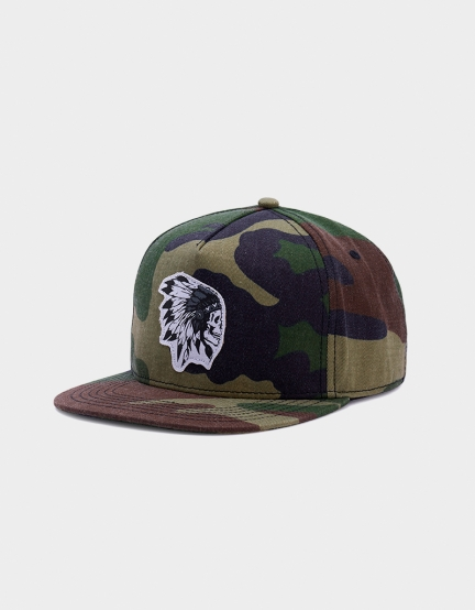 CSBL Freedom Corps Cap woodland/white one