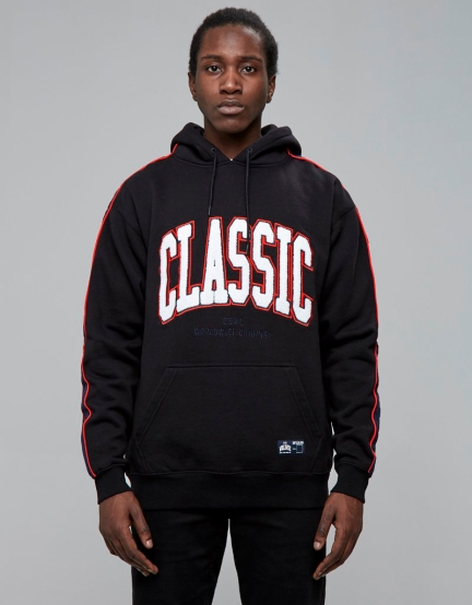 CSBL Worldwide Classic Hoody black/red XXL