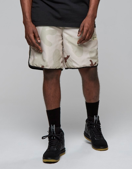 CSBL Rebel Youth Shorts desert camo/black XS