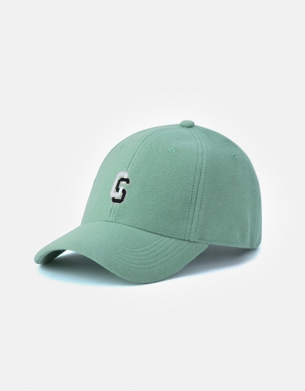 CSBL First Team Curved Cap pale mint/black one