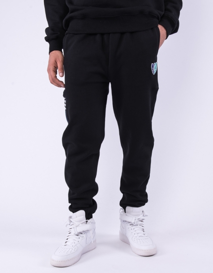 CSBL Insignia Sweatpants black/purple L