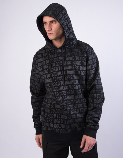 CSBL All Area Hoody black/reflective M
