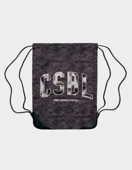CSBL For All Gymbag black one
