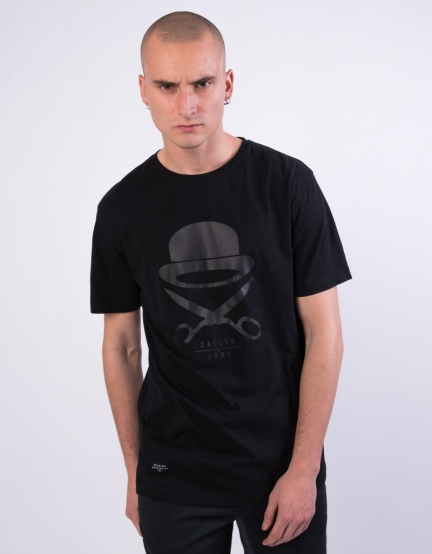 C&S PA Icon Tee black/black XL