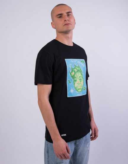 C&S WL Big Island Tee black/mc XXL