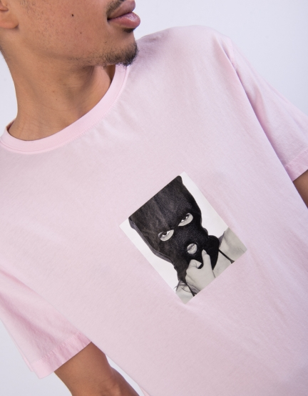 C&S WL In The Air Tee pale pink/mc XL