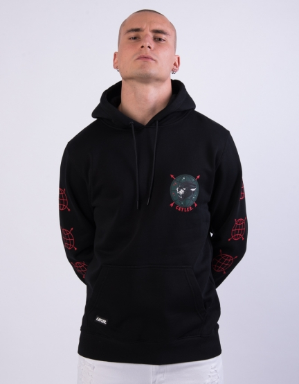 C&S WL Rule The World Hoody black/mc M