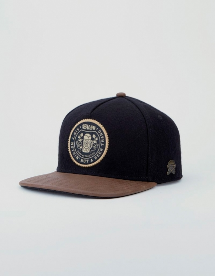 C&S WL Beer Thang Cap black/mc one