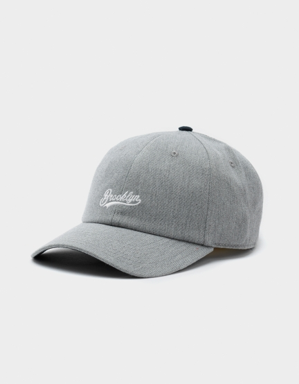 C&S CL BK Fastball Curved Cap grey one