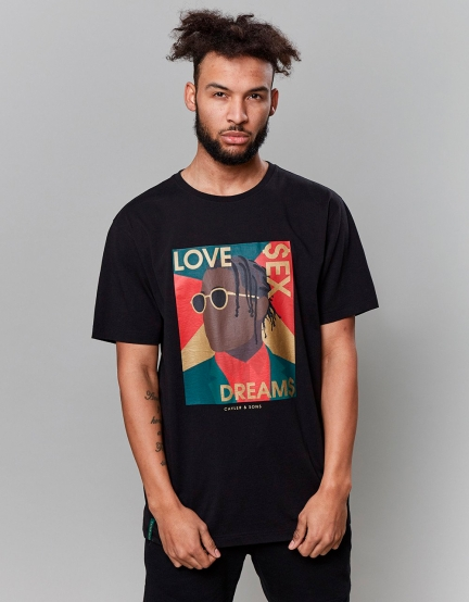 C&S WL Dream$ Tee black XL