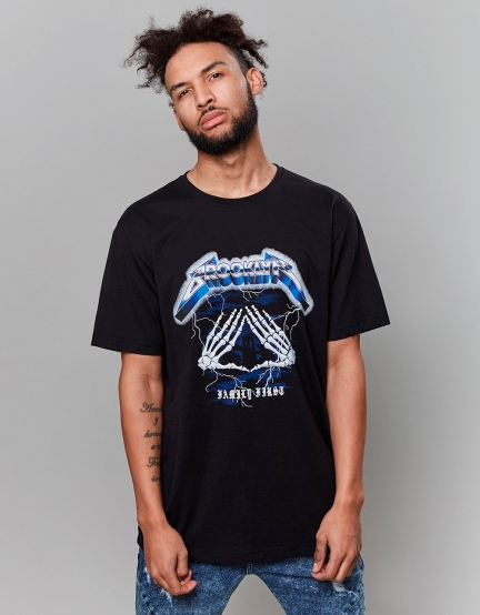 C&S WL Dynarock Tee black XL