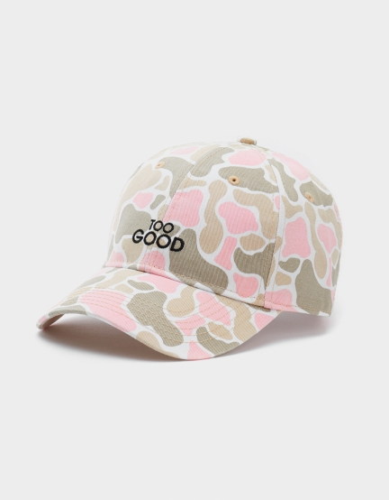 C&S WL Good Curved Cap sand one