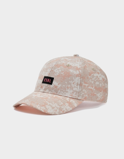 CSBL Dig It Curved Cap sand one