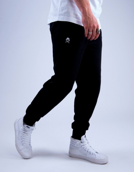 C&S PA Small Icon Sweatpants black/white L