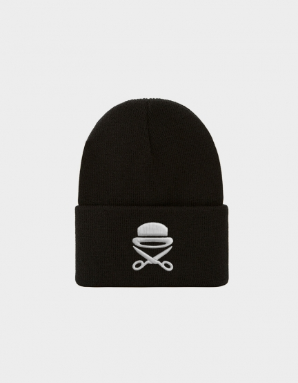 C&S PA Icon Old School Beanie black/white one size