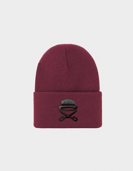 C&S PA Icon Old School Beanie maroon/black one size
