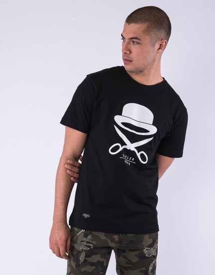 C&S PA Icon Tee black/white M