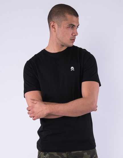 C&S PA Small Icon Tee black/white L