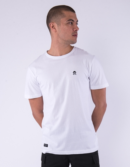 C&S PA Small Icon Tee white/black XL