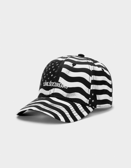 C&S WL Dreams Curved Cap black one