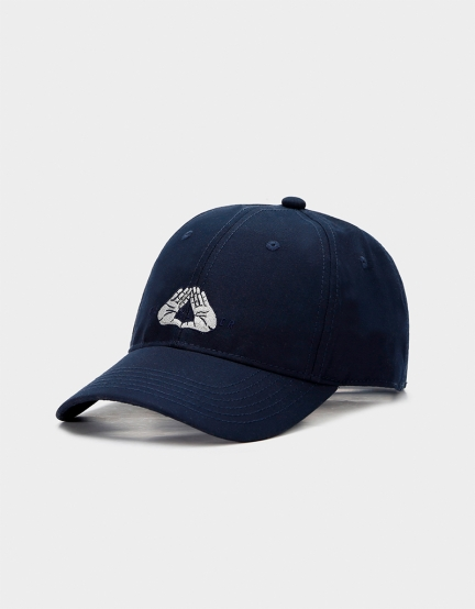 C&S WL Dynasty ATHL Curved Cap navy one