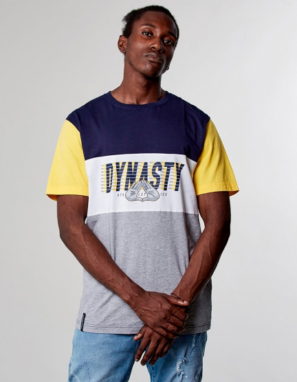 C&S WL Dynasty ATHL Tee navy XS
