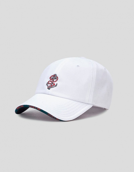 C&S WL Anchored Curved Cap white/mc one
