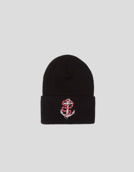 C&S WL Anchored Beanie black/mc one