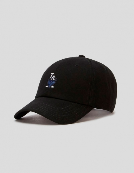 C&S WL Ivan Antonov Curved Cap black/white one