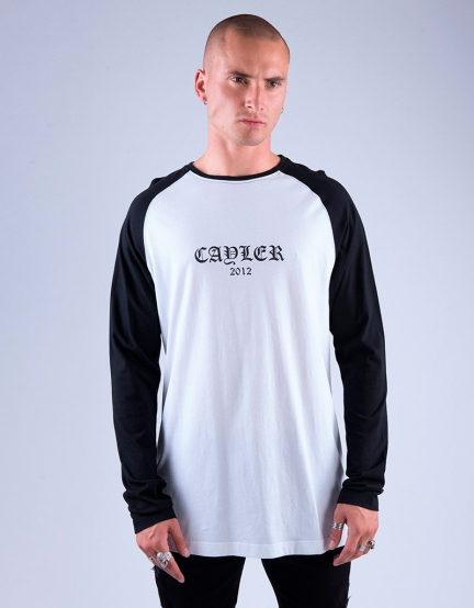 C&S WL EXDS Longsleeve white/mc M