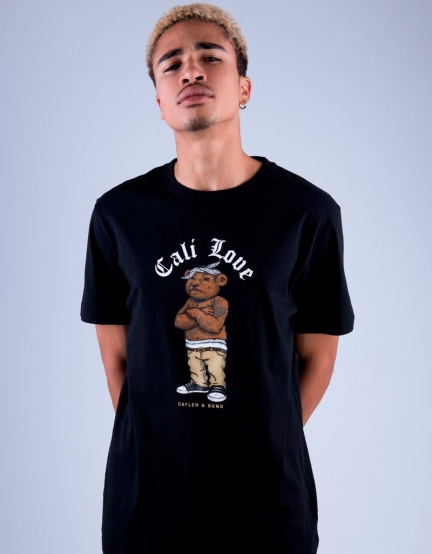 C&S WL Cee Love Tee black/mc S