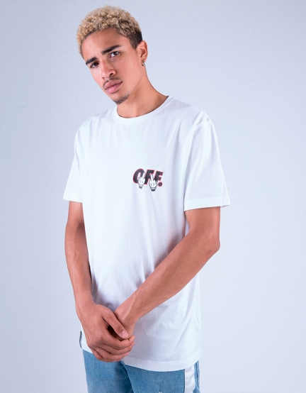 C&S WL Seriously Tee white/mc XL