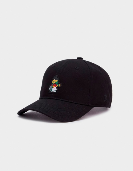 C&S WL Hyped Garfield Curved Cap black/mc one