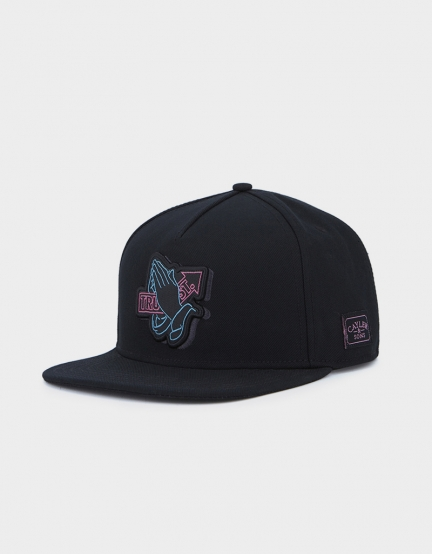 C&S WL Trust Lights Cap black/mc one size