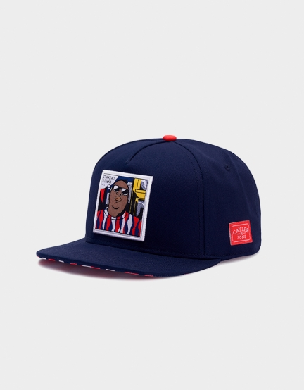 C&S WL Biggenstein Cap navy/red one