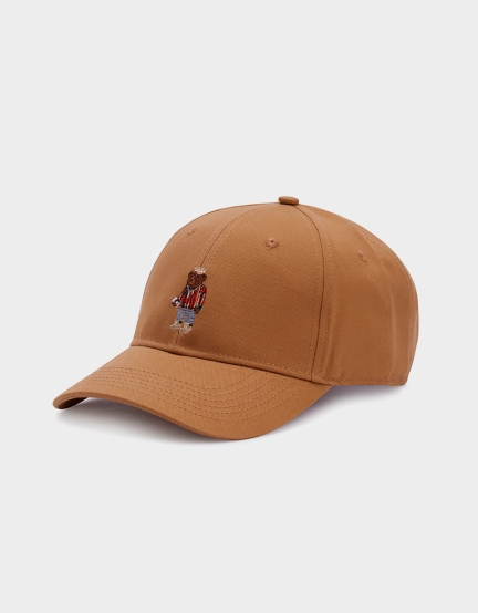 C&S WL Bedstuy Curved Cap sand/mc one