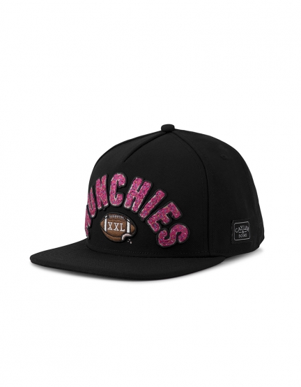 C&S WL Muniv Cap black/mc one