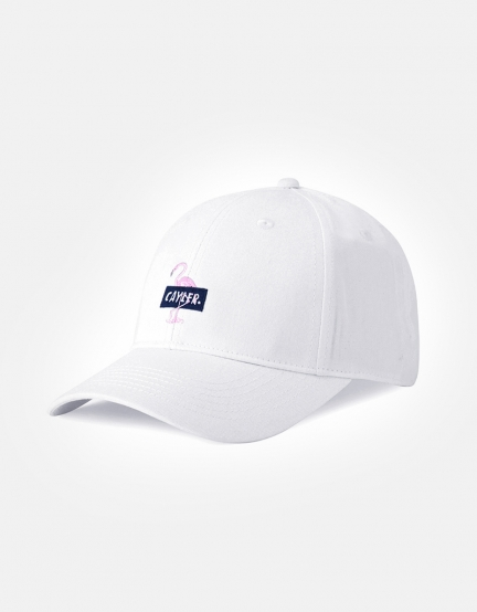 C&S WL Camingo Curved Cap white/mc one