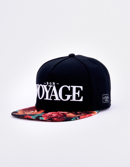 C&S WL Bon Voyage Cap black/mc one