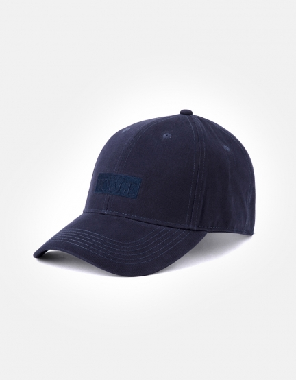 C&S WL Box Voyage Curved Cap navy/mc one
