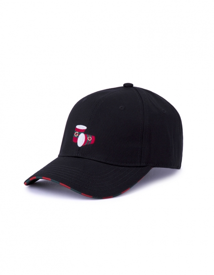 C&S WL Gee Cups Curved Cap black/mc one