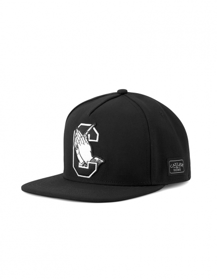 C&S WL Enemies Cap black/white one