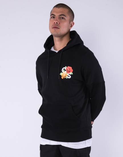 C&S WL Stand Strong Hoody black/mc XS