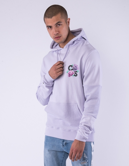 C&S WL Stand Strong Hoody pale lilac/mc M