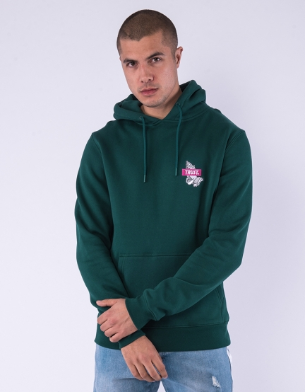 C&S WL Trusted Hoody ocean green/mc M