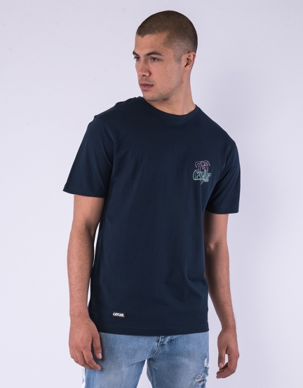 C&S WL GDVBS Tee navy/mc XXL