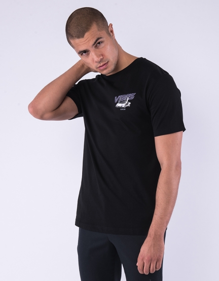 C&S WL Vibes Tee black/mc XXL