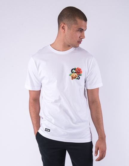 C&S WL Stand Strong Tee white/mc L