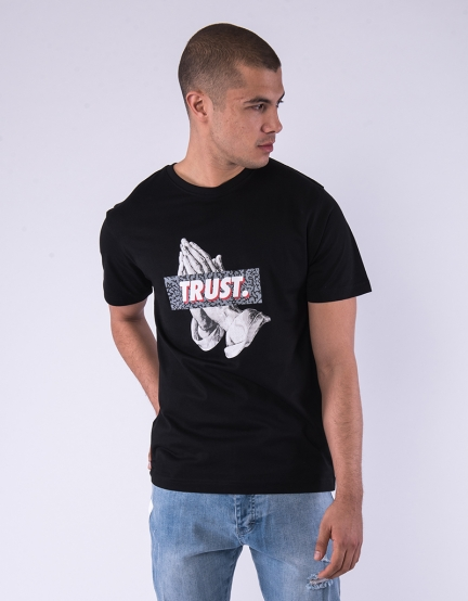 C&S WL Jay Trust Tee black/grey XL